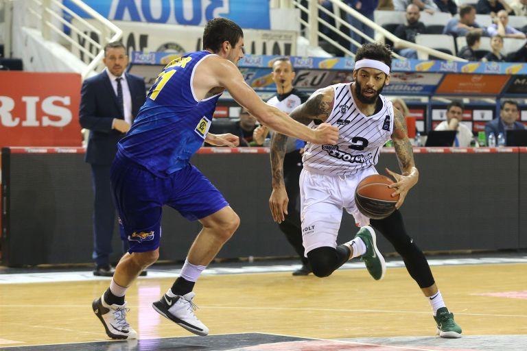 Α1 μπάσκετ: Νέα νίκη του ΠΑΟΚ, 92-87 το Λαύριο   tanea.gr