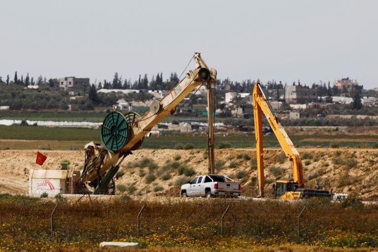 Ο ισραηλινός στρατός κατέστρεψε σήραγγα που συνέδεε τη Γάζα με το Ισραήλ | tanea.gr