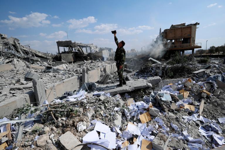 ΝΥΤ: Το Ισραήλ πραγματοποίησε επίθεση σε συριακή αεροπορική βάση | tanea.gr
