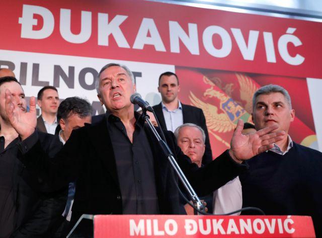 Μαυροβούνιο: Νέος πρόεδρος ο φιλοδυτικός Τζουκάνοβιτς | tanea.gr