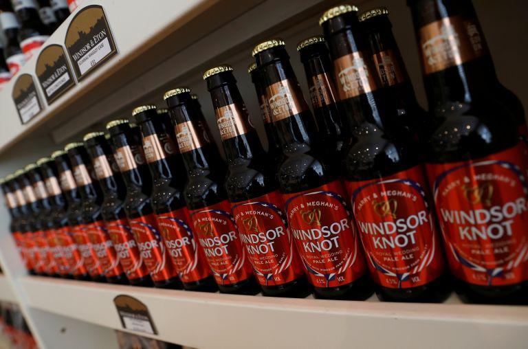 Μια νέα μπύρα προς τιμήν του γάμου του Χάρι και της Μέγκαν | tanea.gr