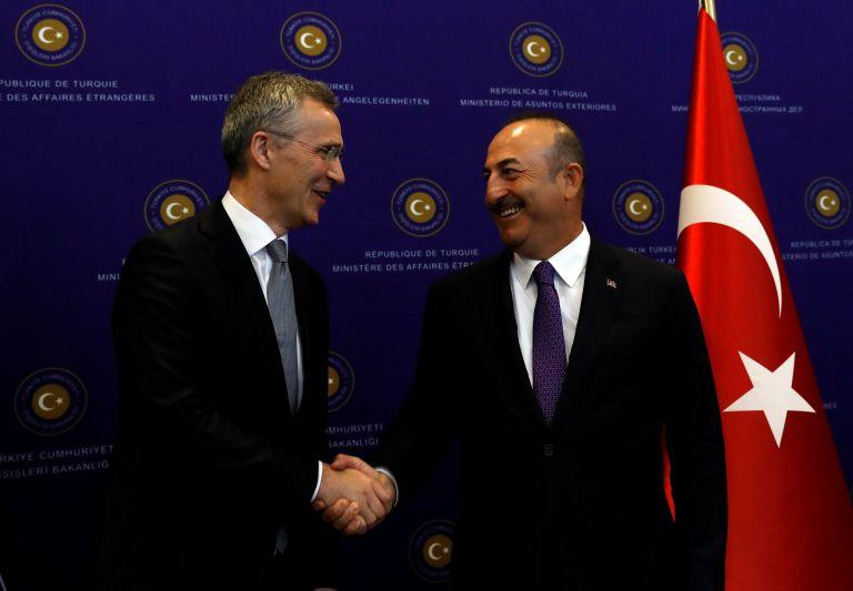 Υπέρ της ένταξης της ΠΓΔΜ στο ΝΑΤΟ τάσσεται η Αγκυρα | tanea.gr