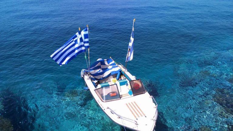 Βάλαμε τη σημαία για τον σμηναγό Μπαλταδώρο   tanea.gr