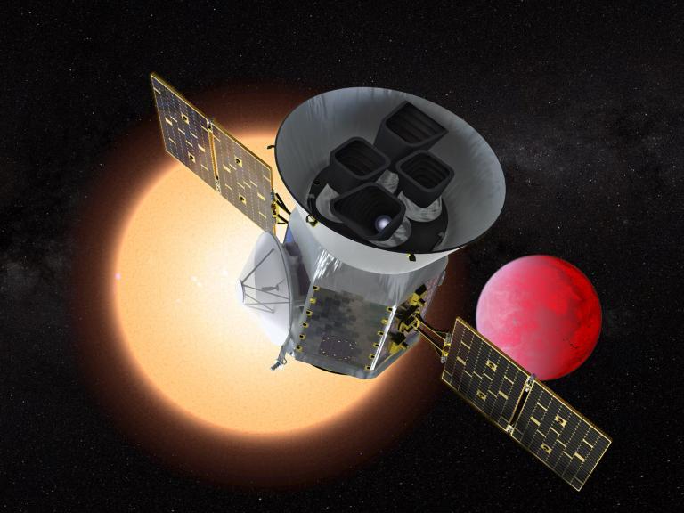 Αναβλήθηκε για 48 ώρες η εκτόξευση του διαστημικού τηλεσκοπίου TESS   tanea.gr