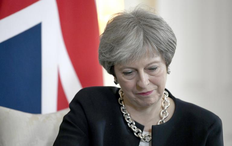 Η Μέι μετανιώνει για τον βρετανικό ρόλο σε νόμους κατά των ομοφυλοφίλων | tanea.gr