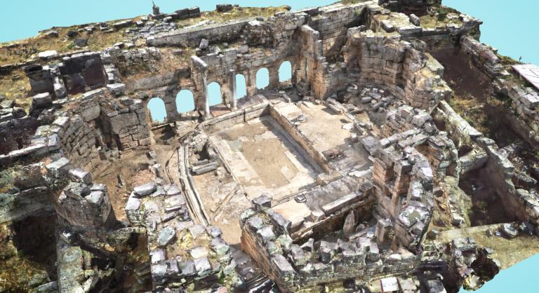 Τρισδιάστατη ψηφιακή βόλτα στην Αρχαία Κορίνθο από την Google | tanea.gr