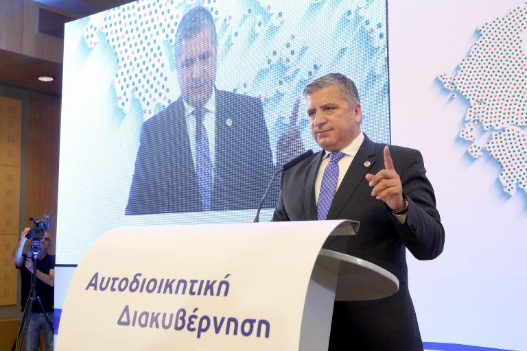 Πατούλης: Δεν θα δεχθούμε την εφαρμογή μιας απλής αναλογικής | tanea.gr