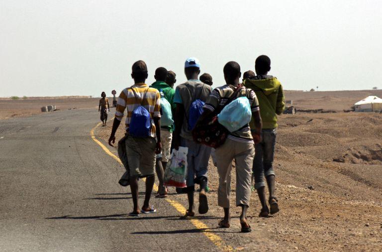 Ισραήλ: Εκτός ατζέντας η απέλαση μεταναστών από την Αφρική   tanea.gr