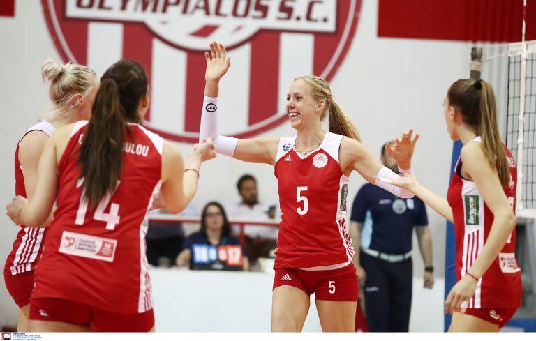Βόλεϊ γυναικών: Ο Ολυμπιακός άνοιξε το σκορ στη σειρά των τελικών | tanea.gr