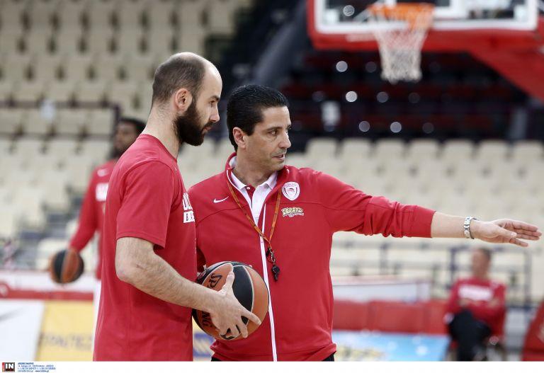 Σφαιρόπουλος: «Έχουμε εμπιστοσύνη σε όσους παίκτες είναι... εδώ» | tanea.gr
