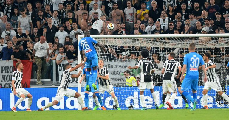 Φωτιά» στη Serie A έβαλε η Νάπολι | tanea.gr
