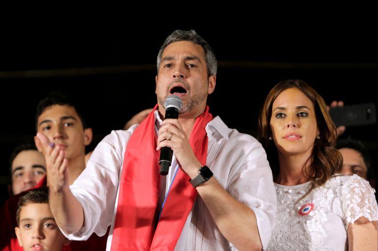 Παραγουάη: Νέος πρόεδρος ο Μάριο Αμπντο Μπενίτες | tanea.gr