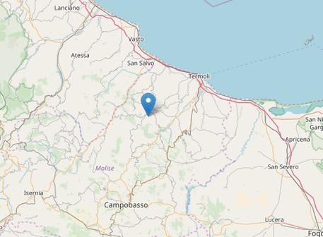 Ιταλία: Σεισμός 4,2 Ρίχτερ στην περιφέρεια Μολίζε   tanea.gr