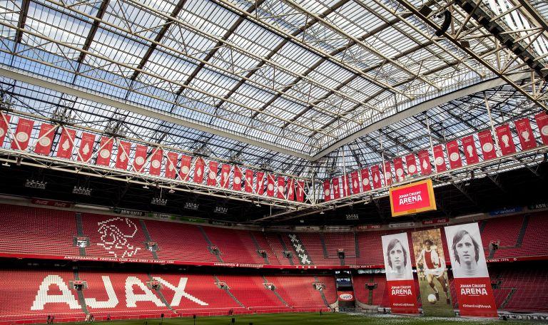 Το γήπεδο του Αγιαξ ονομάστηκε Γιόχαν Κρόιφ | tanea.gr