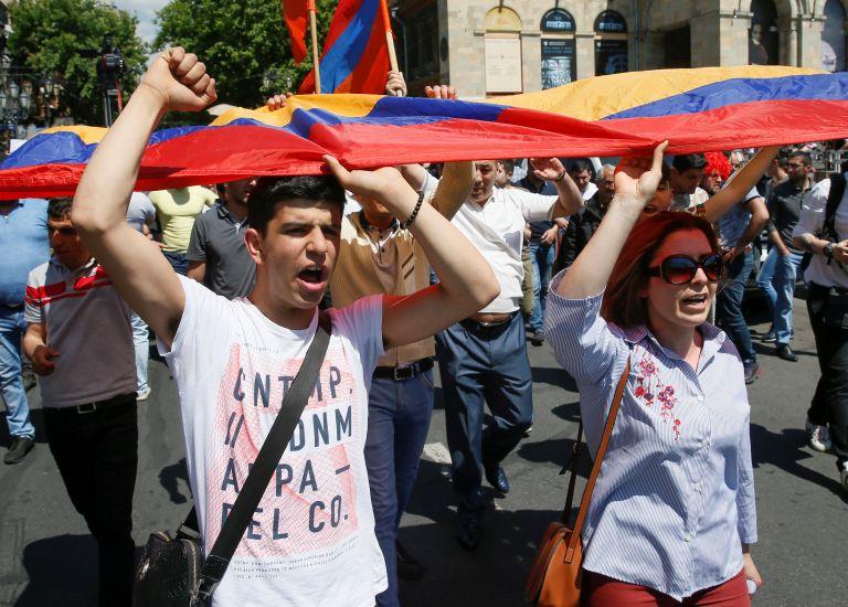 Αρμενία: Την 1η Μαΐου η εκλογή νέου πρωθυπουργού | tanea.gr