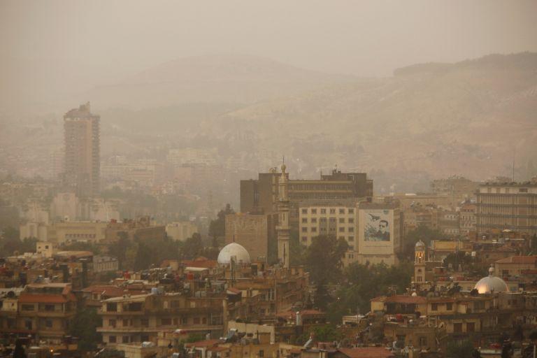 Συρία: Ο στρατός διεξάγει μάχες εναντίον του Ισλαμικού Κράτους   tanea.gr