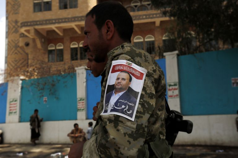 Οι αντάρτες Χούτι εκτόξευσαν οκτώ βαλλιστικούς πυραύλους προς τη Σαουδική Αραβία | tanea.gr