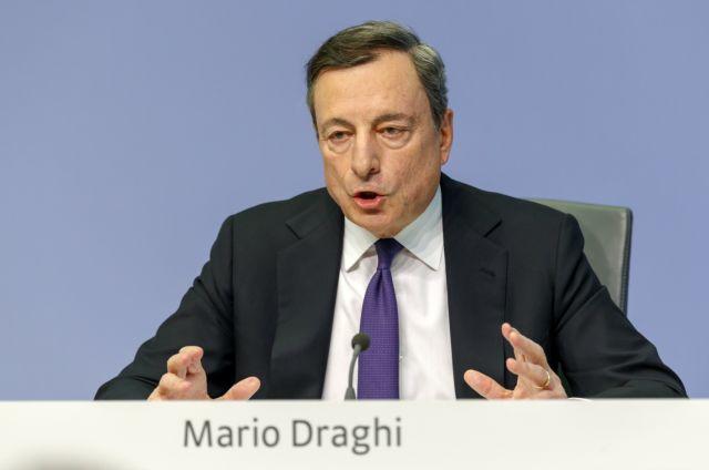 Προβληματίζει την ΕΚΤ το φρένo της ευρωζώνης | tanea.gr