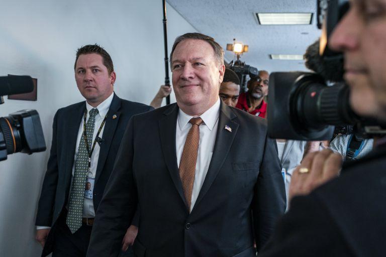 Ορίστηκε υπουργός Εξωτερικών των ΗΠΑ το πρώην «γεράκι» της CIA | tanea.gr