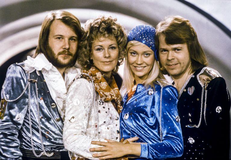 Οι ABBA ξανά μαζί μετά από 35 χρόνια   tanea.gr