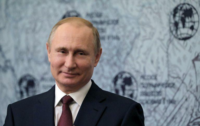 Δεν θα υπάρχουν μυστικές τοποθεσίες στον νέο Ατλαντα του Πούτιν   tanea.gr