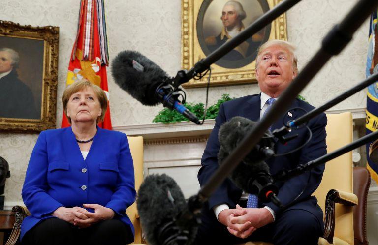 Τραμπ: Το ΝΑΤΟ βοηθάει περισσότερο την Ευρώπη παρά τις ΗΠΑ | tanea.gr