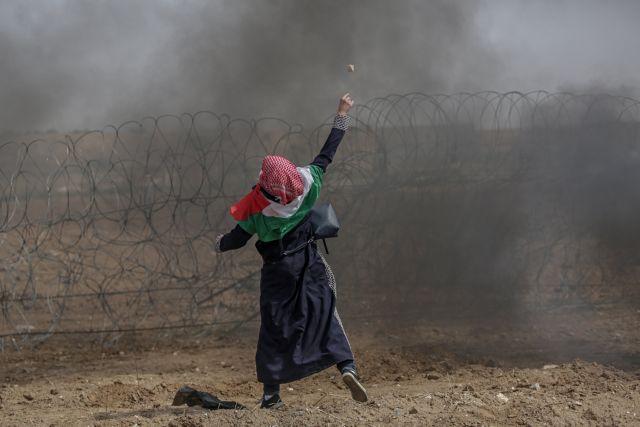 Νεκροί 48 Παλαιστίνιοι, κανένας ισραηλινός τραυματίας | tanea.gr