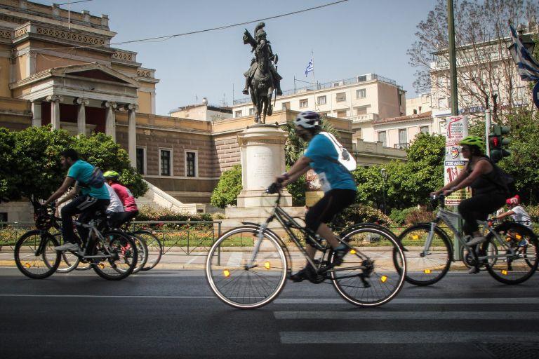 Κλειστό το κέντρο της Αθήνας για τον 25ο Ποδηλατικό Γύρο | tanea.gr