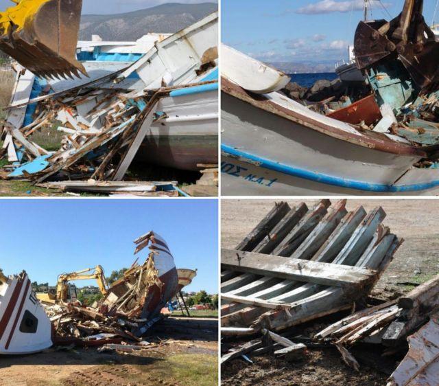 Πειραιάς: Let's do it Greece για τη διάσωση των ξύλινων σκαφών | tanea.gr