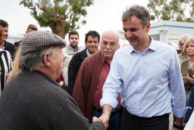 Στη Νεάπολη Λακωνίας ο κ. Μητσοτάκης για μια παλιά υπόσχεση | tanea.gr
