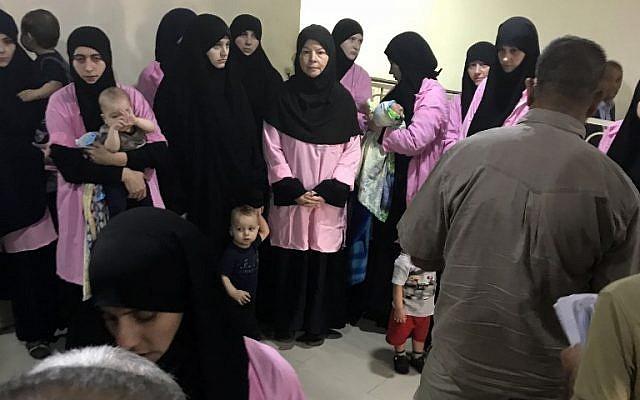 Ιράκ: Ισόβια σε 29 γυναίκες | tanea.gr