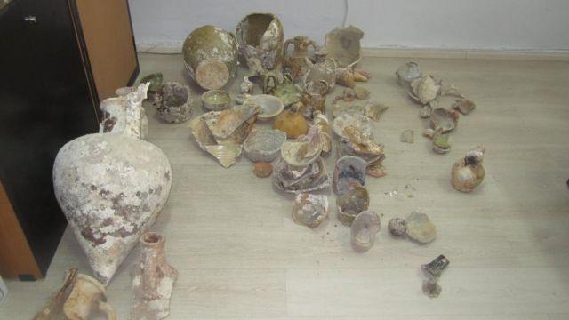 Είχε μετατρέψει το σπίτι του σε… αρχαιολογικό μουσείο   tanea.gr