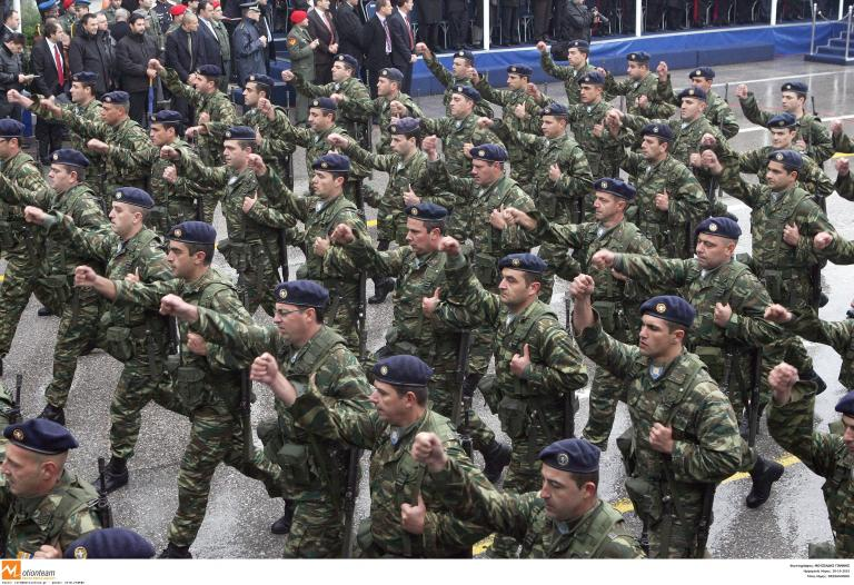 Initiatives needed to address aging, shrinking of Greek Army | tanea.gr