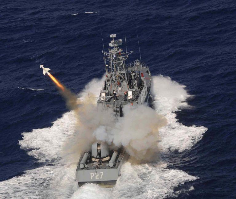 Ελληνική πυραυλάκατος «κλείδωσε» στο στόχαστρό της τουρκικό αεροσκάφος | tanea.gr