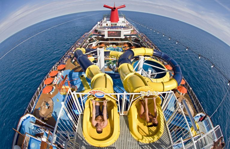 Καραϊβική: Σκηνές «Τιτανικού» έζησαν επιβάτες κρουαζιερόπλοιου   tanea.gr