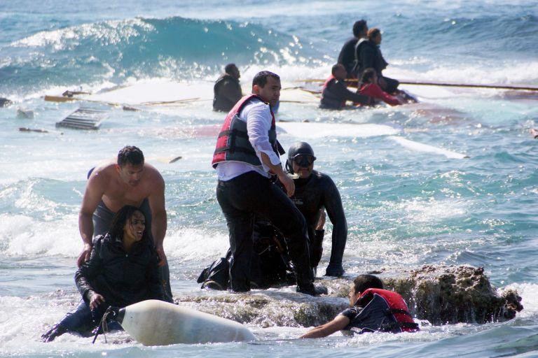 Ναυάγιο με επτά νεκρούς στα ανοιχτά της Τουρκίας   tanea.gr