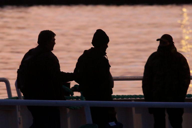 Αλεξανδρούπολη: Διάσωση 17 μεταναστών | tanea.gr