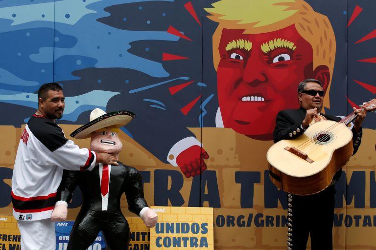 Οργή Μεξικού κατά Τραμπ: Τους αποκάλεσε κτήνη αλλά μετά το… πήρε πίσω | tanea.gr