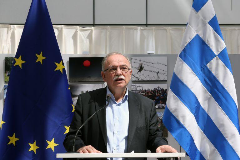 Παπαδημούλης: Δύναμη δημοκρατίας απέναντι σε κάθε μορφή βίας ο ΣΥΡΙΖΑ | tanea.gr
