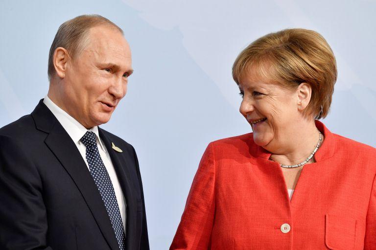 Συνάντηση Μέρκελ – Πούτιν στις 18 Μαΐου στο Σότσι | tanea.gr