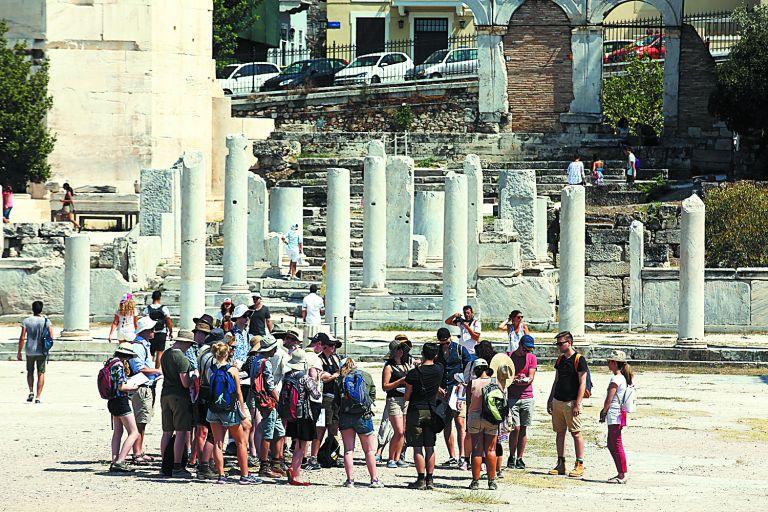 Αυξημένα κατά 13,8% τα έσοδα από τον τουρισμό   tanea.gr