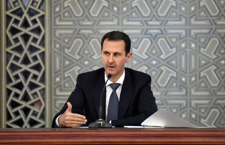 Υπουργός απειλεί τον Ασαντ σε περίπτωση που η χώρα του δεχθεί επίθεση από το Ιράν | tanea.gr