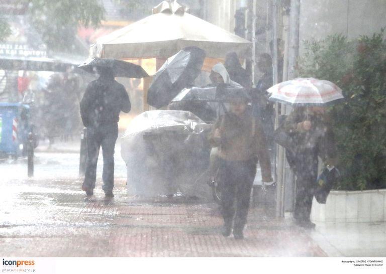 Εκτακτο δελτίο καιρού: Ερχονται βροχές, καταιγίδες και... σκόνη   tanea.gr