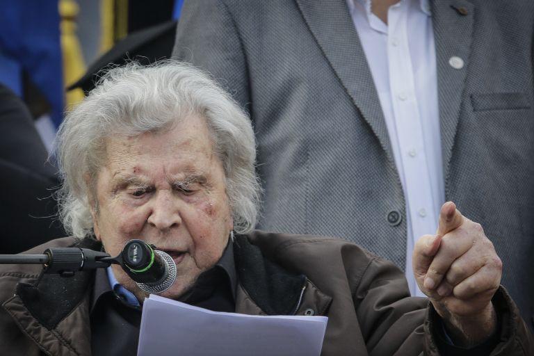 «Βόμβες» Μίκη κατά κυβέρνησης - Τι λέει για τη «Μακεδονία του Ιλιντεν» | tanea.gr