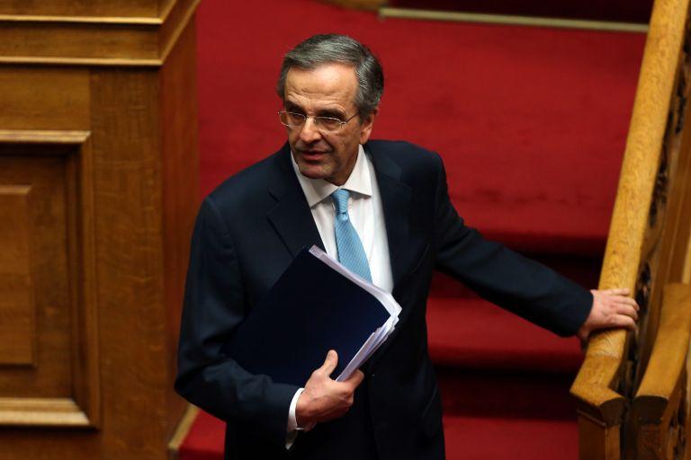 Σαμαράς: Επιμένω στη μήνυσή μου κατά πολιτικών και κατά δικαστικών   tanea.gr