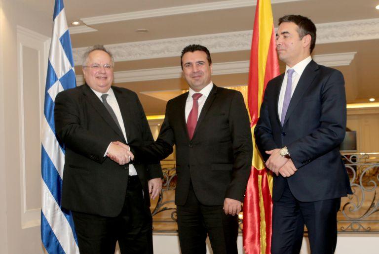 To Vima: Athens, Skopje headed for interim agreement allowing date to start EU membership talks, Nato invitation for FYROM | tanea.gr