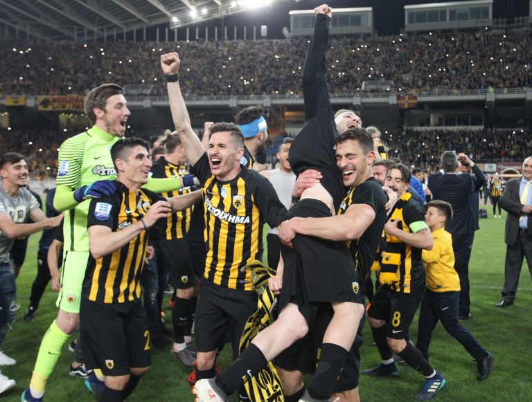 Οριστικά πρωταθλήτρια η ΑΕΚ | tanea.gr