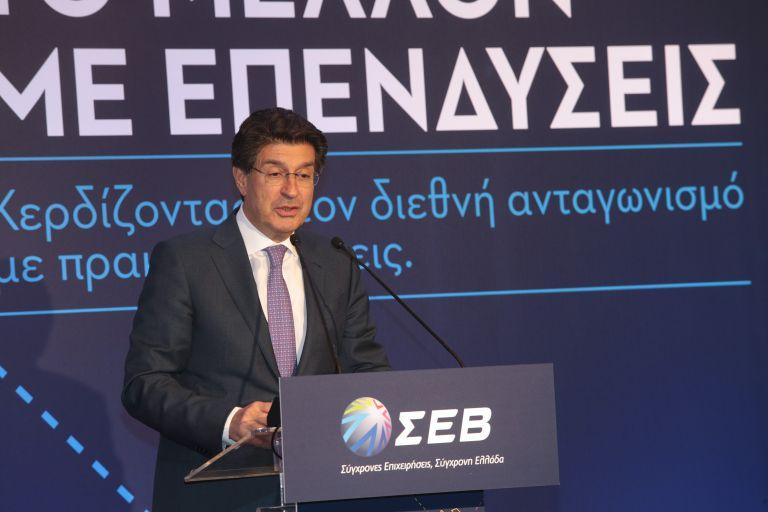 Την ανανέωση της θητείας Φέσσα προτείνει το ΔΣ του ΣΕΒ | tanea.gr