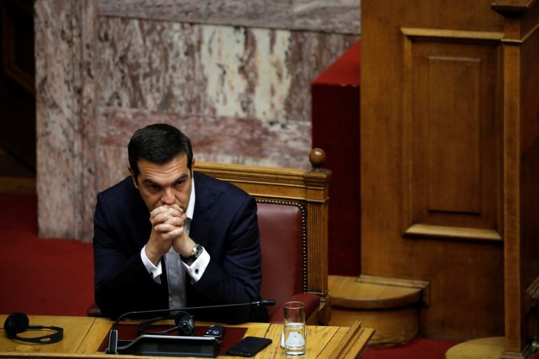 The divisive Manichaean plan of Mr. Tsipras | tanea.gr