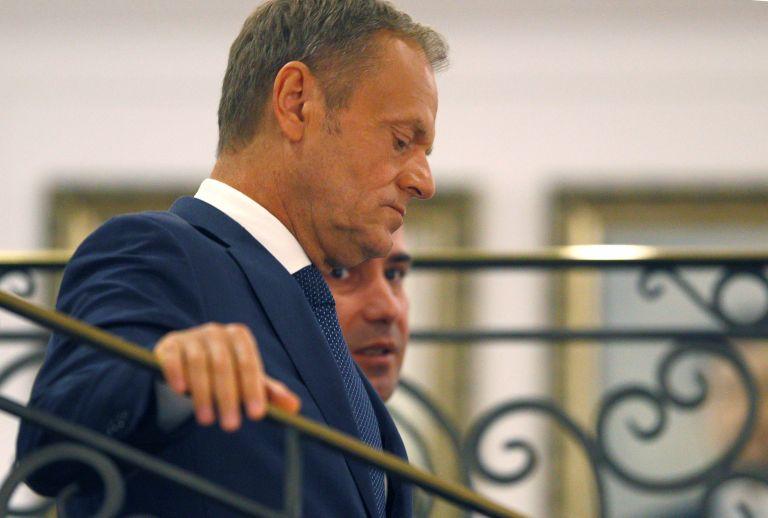 Τουσκ: Μόνο η ΕΕ ενδιαφέρεται για την σταθερότητα στα δυτικά Βαλκάνια | tanea.gr